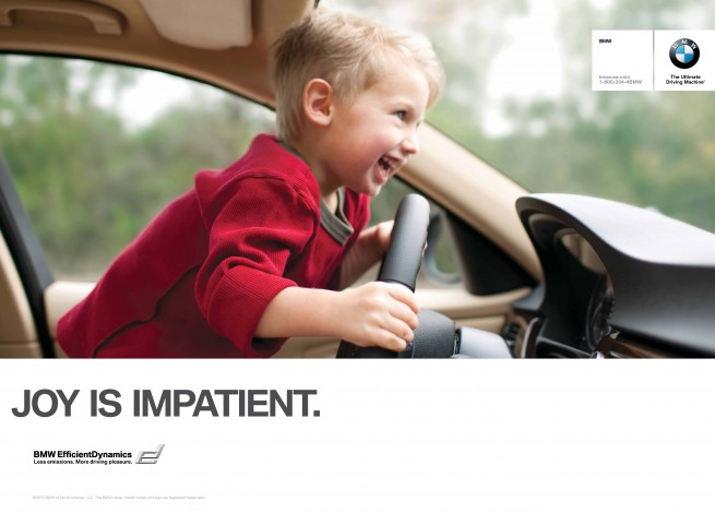 BMW - Joy of driving